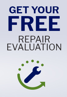 Free evaluation for electronic automation repair